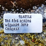Seattle is a very readable, timeless font with a custom feel.