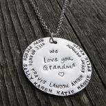 We Love You Grandma 2 lines
